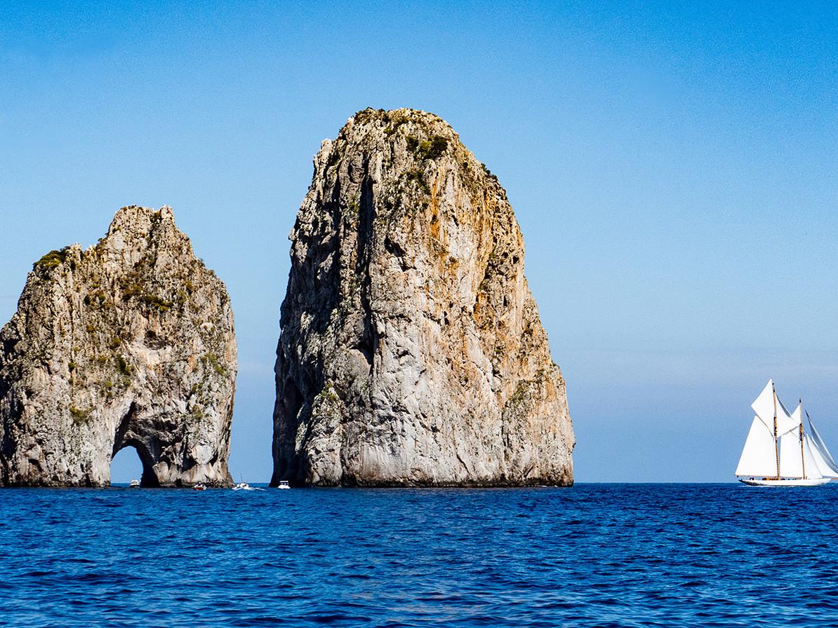 Mar Amar Boat Sorrento