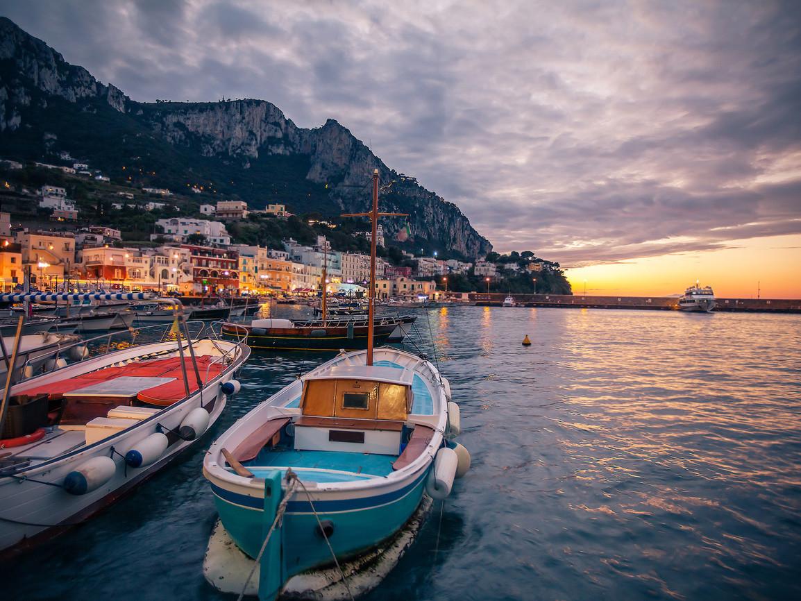 Boat tour to Capri, Anacapri and Sorrento Coast   Mar Amar boat tour