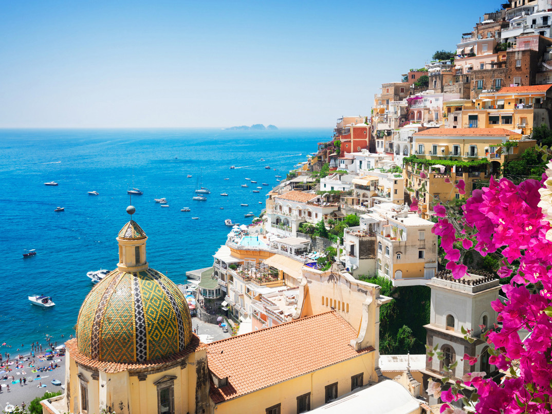 Amalfi Coast boat tour from Sorrento | Mar Amar boat tours