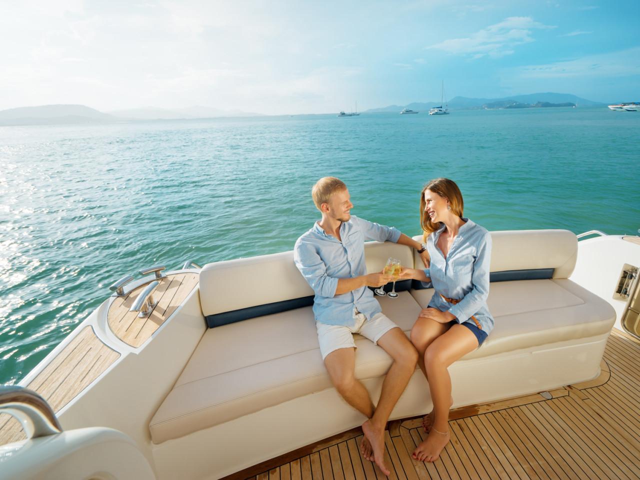 Romantic boat tour to Capri and Sorrento Coast from Sorrento | Mar Amar boat tour