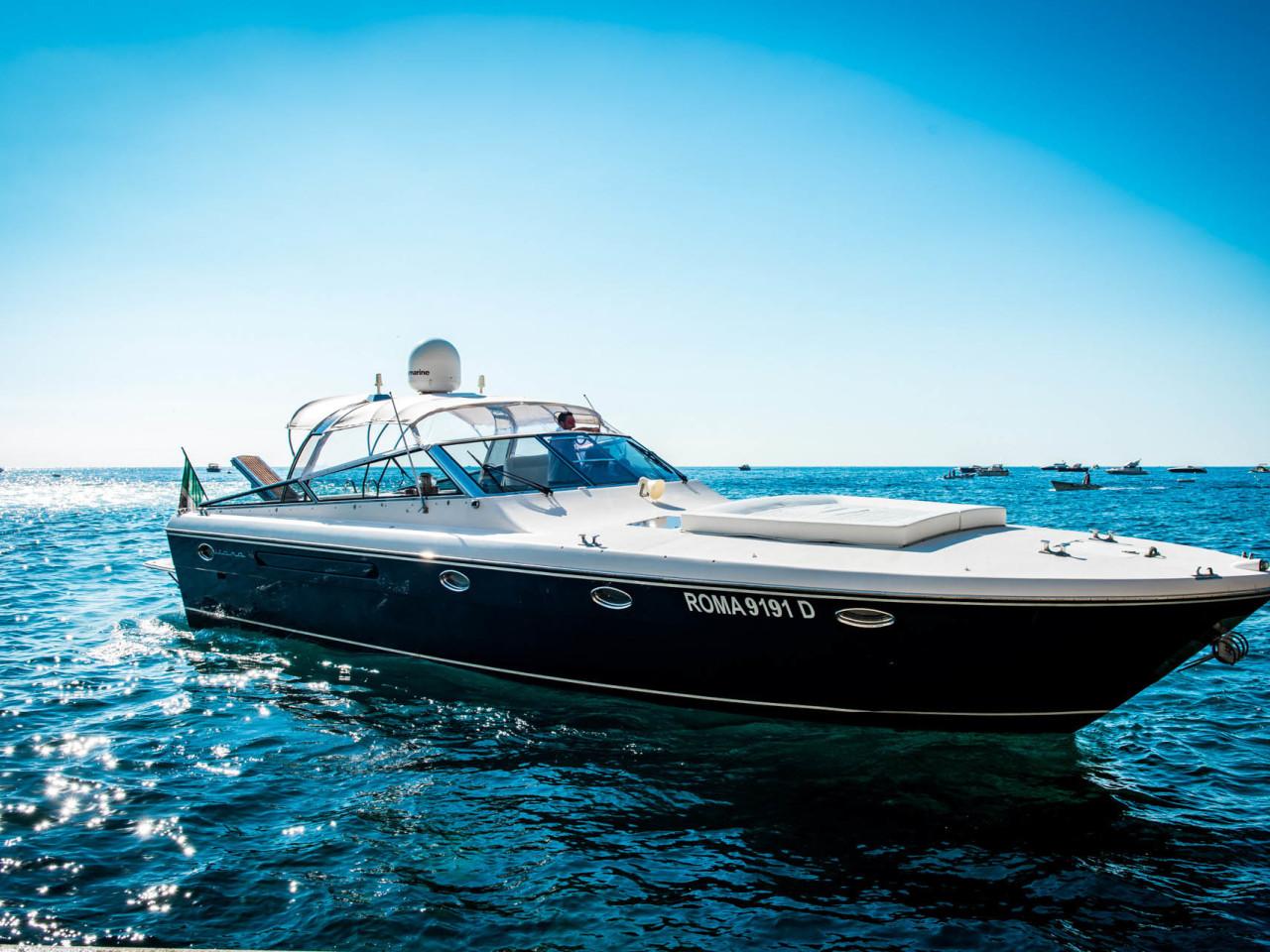 YACHT ITAMA 46| Mar Amar Sorrento boat tour