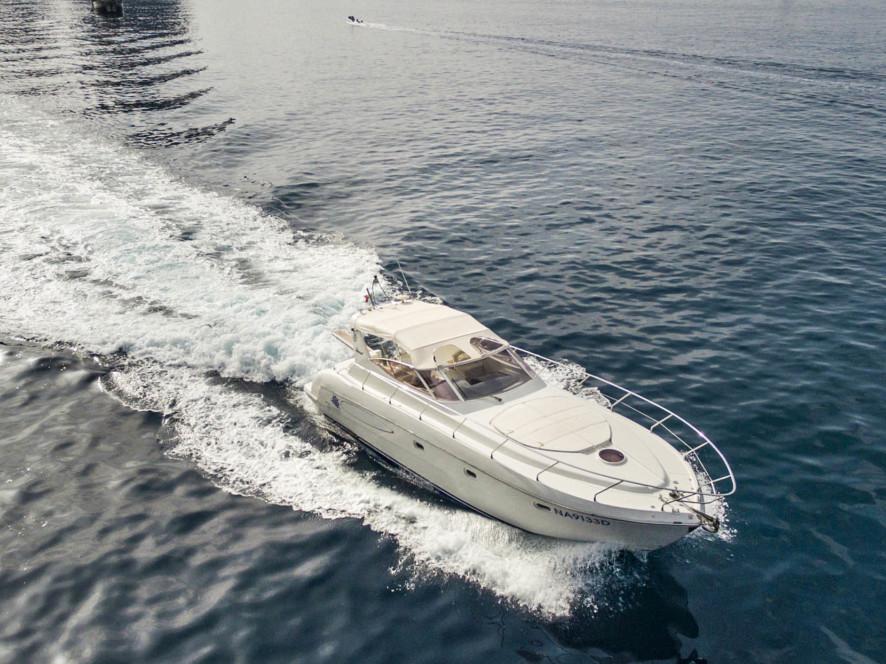 RAFFAELLI SHAMAL 40 | Mar Amar Sorrento boat tour