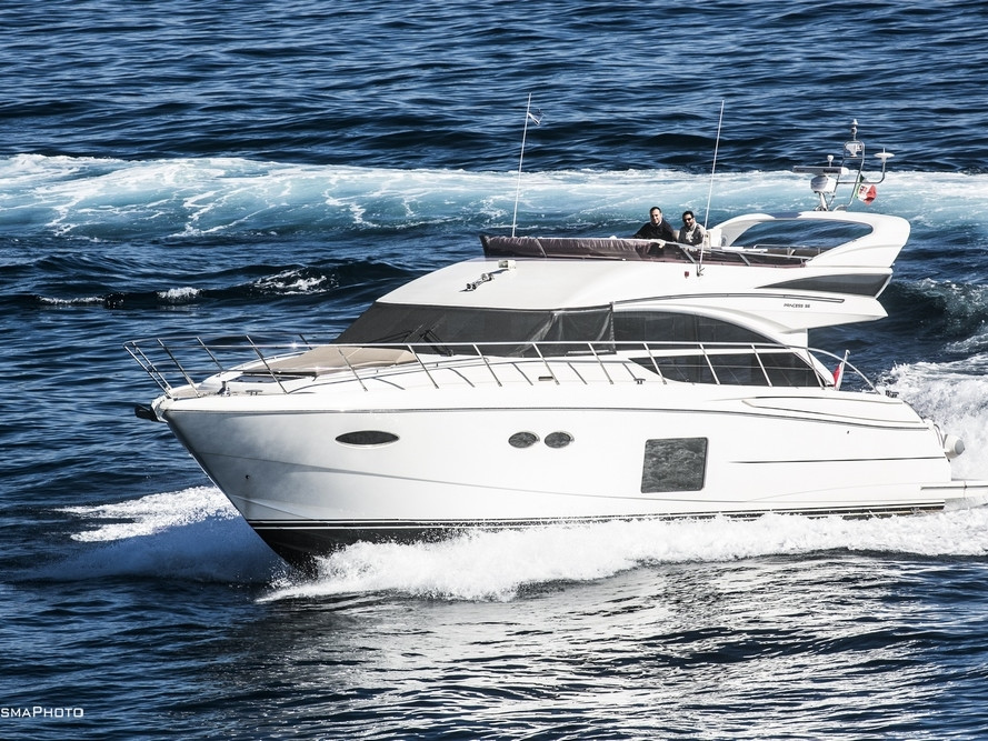 PRINCESS 56ft XO | Mar Amar Sorrento boat tour